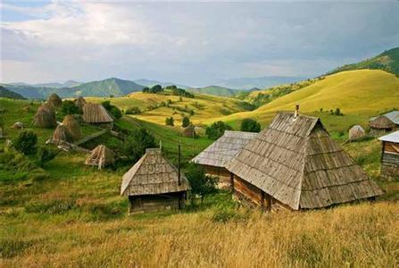 国外农庄规划设计