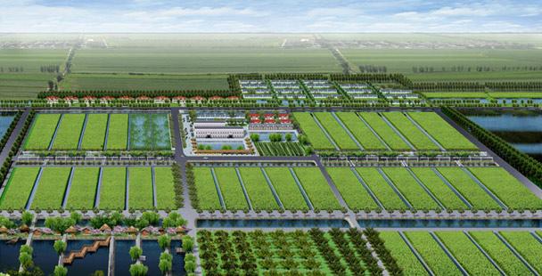 化工园区规划