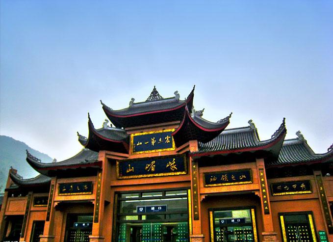 建筑与民俗旅游