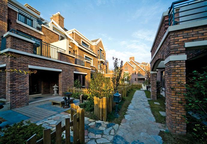 南京别墅风格全解析之美式英伦风