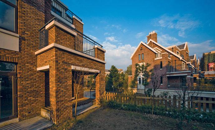 英式建筑风格的先容