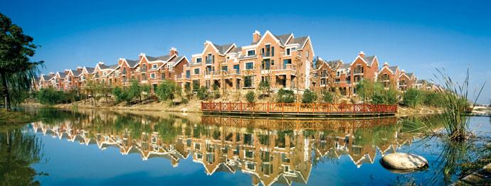 建筑贵族——英伦风格建筑