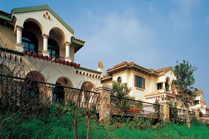 地中海风格别墅设计有什么特点?