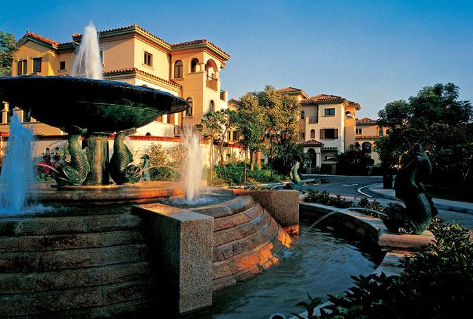 地中海风格别墅设计 唯美风情更怡人