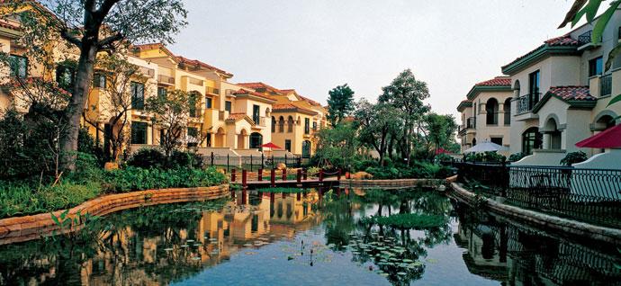 地中海别墅设计