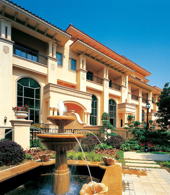 意大利别墅设计,感受异域风情