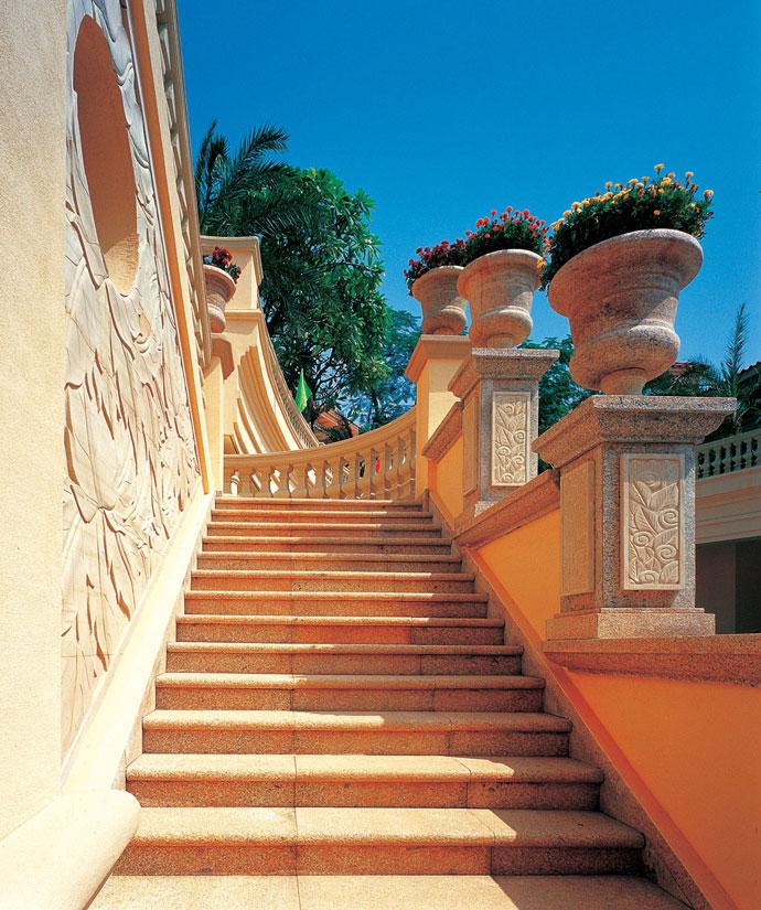 意大利风格别墅有哪些特点?
