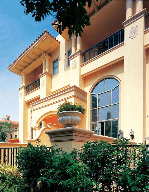 意大利建筑风格别墅