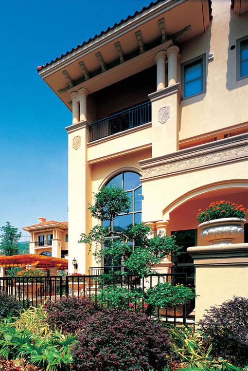 意大利别墅设计