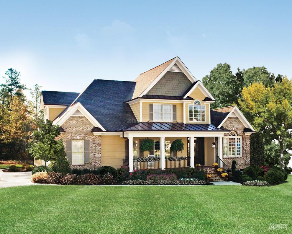 欧式建筑风格与美式建筑风格的历史背景对比