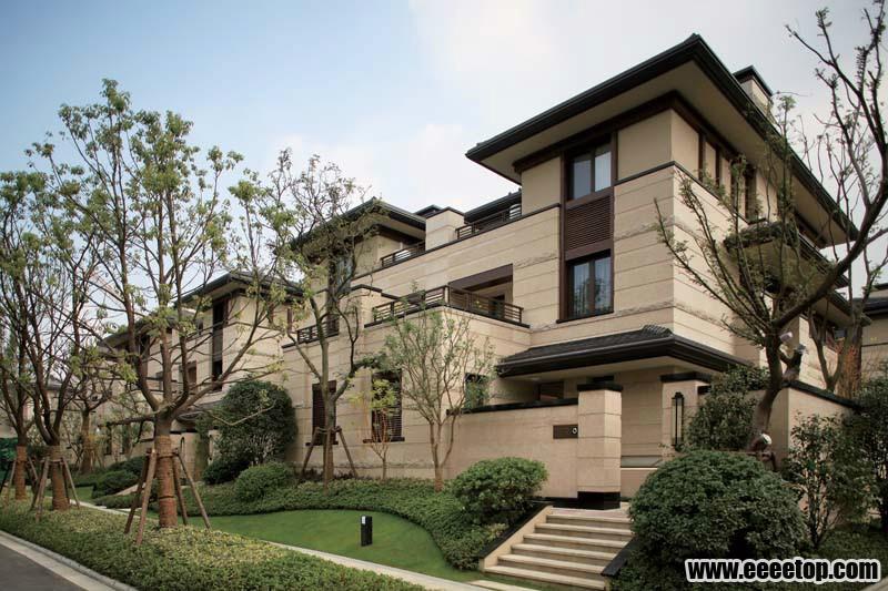 新中式别墅设计-银火设计官网
