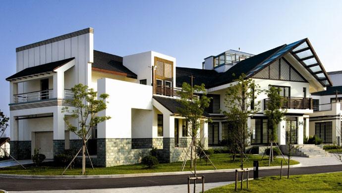 中式别墅庭院设计有哪些设计要点?