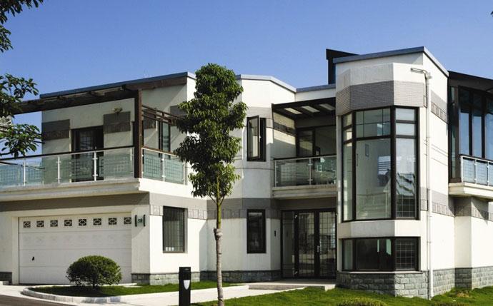 新中式别墅设计的精神内涵