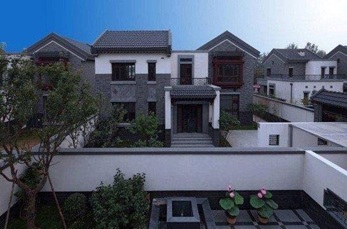 徽派代表泮庐 最具神韵的中式别墅