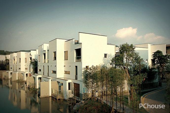古典风韵集万千宠爱 盘点武汉中式风格建筑别墅