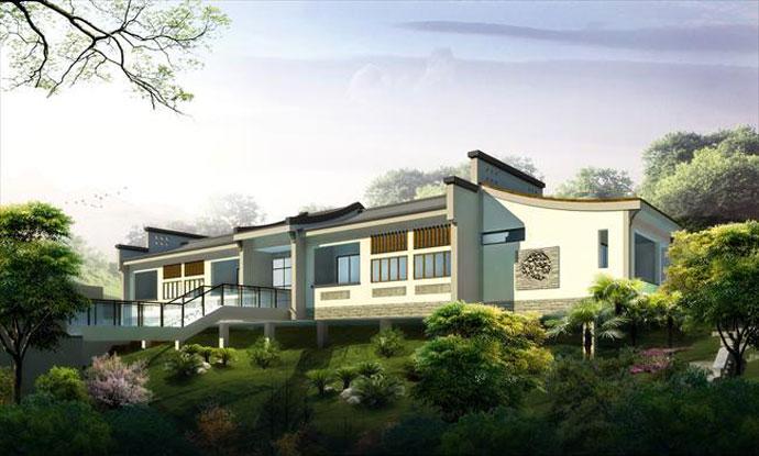 浅谈中式、美式、和法式别墅设计的区别