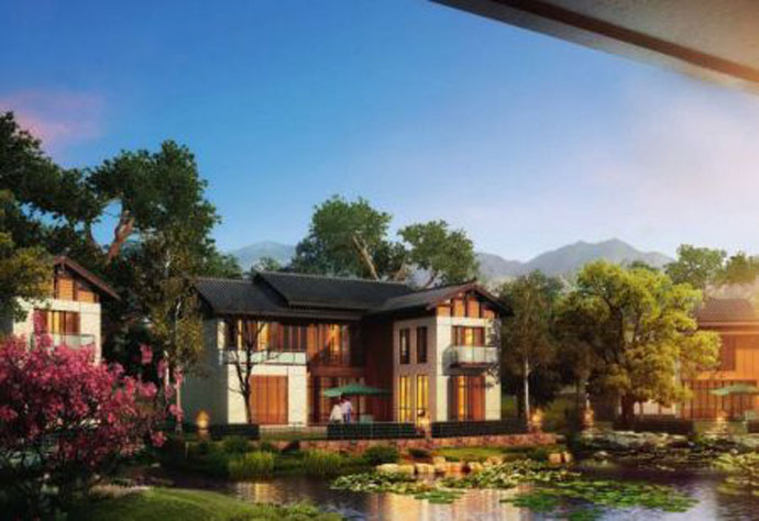 中式别墅建筑风格有什么特点吗