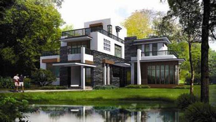 中式风格别墅的特点有哪些?