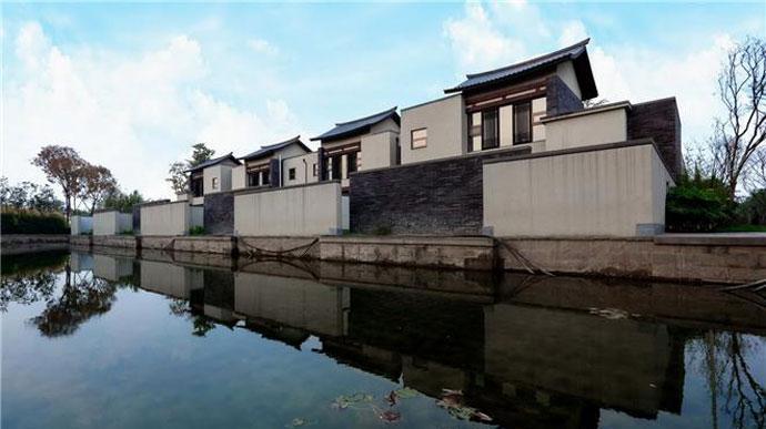 新中式别墅建筑极致如何打造?银火给出答案