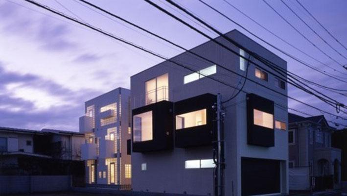 日式别墅设计温馨舒适的日式别墅设计