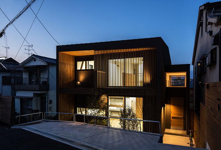 日本,圆形别墅 / Ciel Rouge