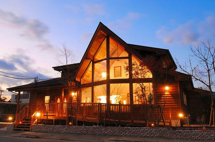 别墅设计中日式风格的特点