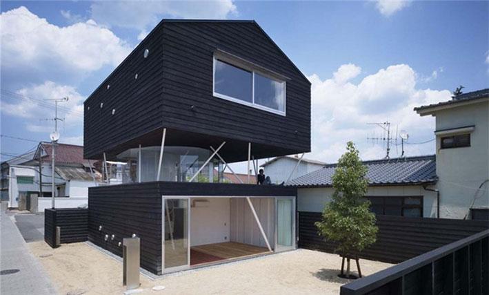 日本别墅设计的风格主旨