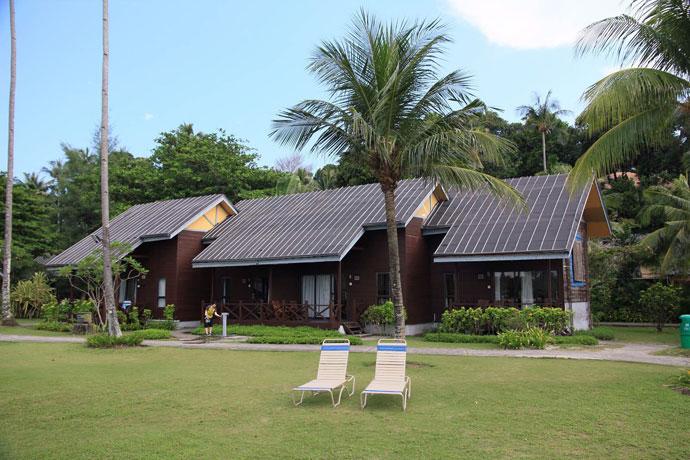 住东南亚独栋别墅的假期