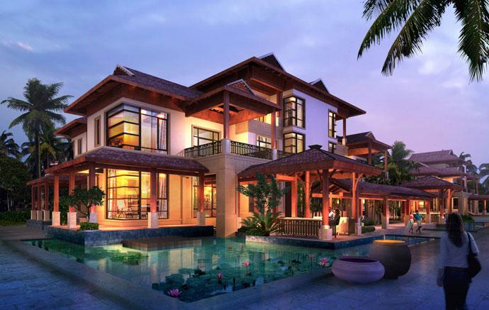 细数东南亚的顶级私人度假别墅