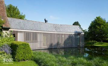比利时田园别墅设计