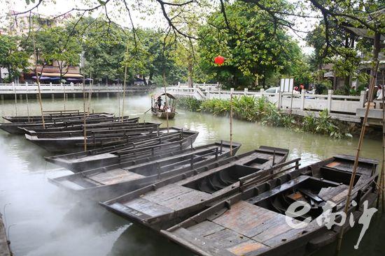 广州南沙东涌镇首届农业生态旅游推广节周末举行