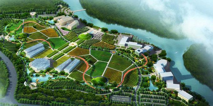 现代农业园创建国家标准化休闲农庄