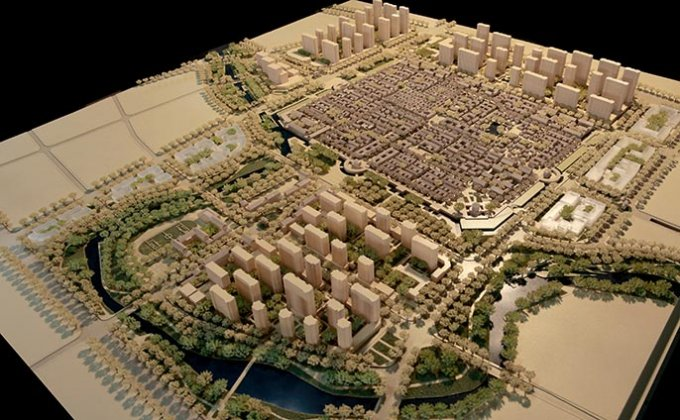 即墨古城建筑设计-中式古典-建筑设计公司_规划设计—