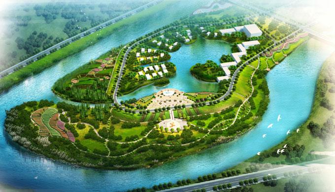 郑家岛规划