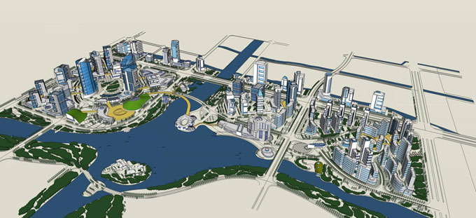su城市规划设计