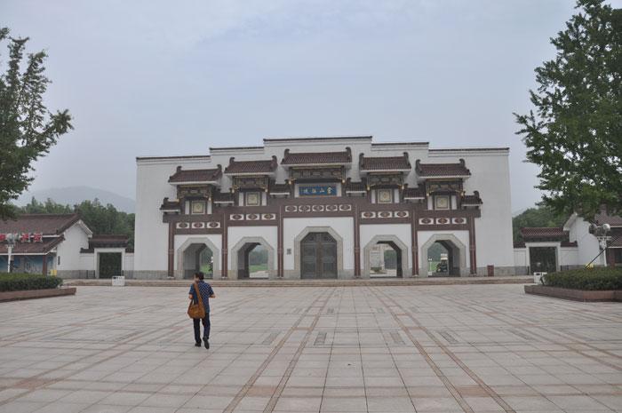 太湖灵山建筑及景观设计鉴赏(一)