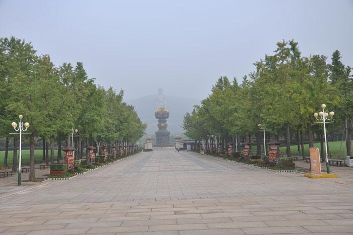 太湖灵山建筑及景观设计鉴赏(二)