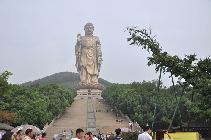 太湖灵山建筑及景观设计鉴赏(六)