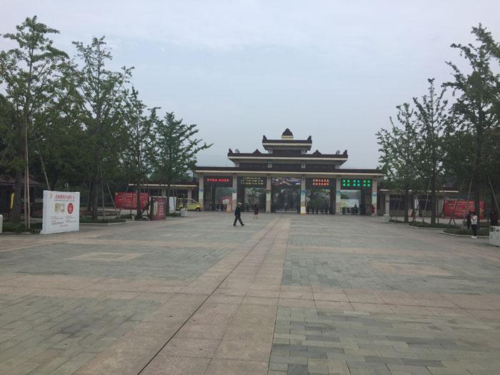 太湖灵山建筑及景观设计鉴赏(九)