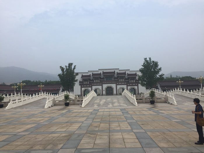 太湖灵山建筑及景观设计鉴赏(十)