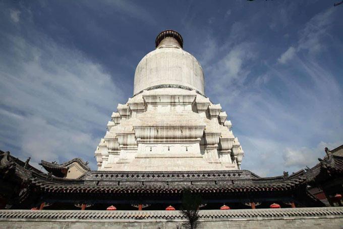 五台山佛教建筑